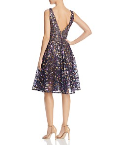BRONX AND BANCO - Barbara Embellished Party Dress