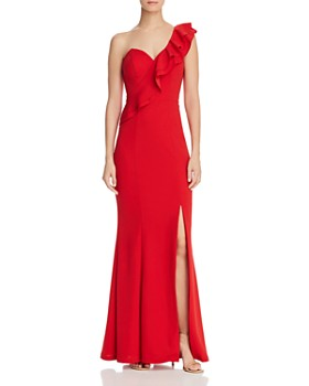 Bariano - Estella One-Shoulder Gown - 100% Exclusive ... 03d5c24dc891