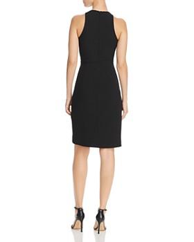 33ffe63156 ... Black Halo - Brett Draped Dress