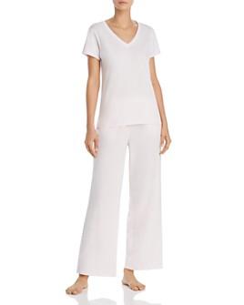 Natural Skin - Jade V-Neck Tee & Jolie Lounge Pants