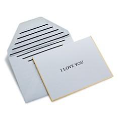 Sugar Paper - I Love You Classic Card