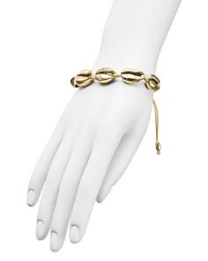AQUA - Adjustable Shell Bracelet - 100% Exclusive