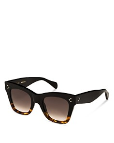 CELINE - Women's Cat Eye Sunglasses, 50mm