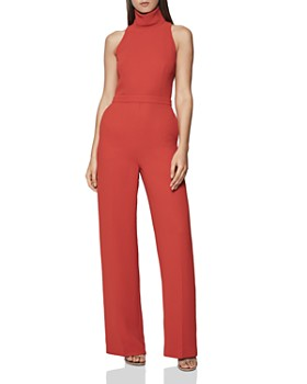 5a7c7ea6f54 REISS - Dori Open-Back Jumpsuit ...