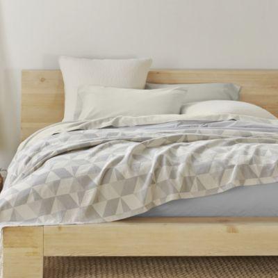 Organic Cotton Pismo Blanket, Full/Queen