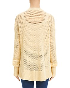 Theory - Karenia Crochet Sweater