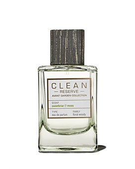 CLEAN Reserve Avant Garden Collection - Sweetbriar & Moss Eau de Parfum 3.4 oz.