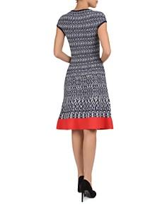 Gerard Darel - Graig A-Line Jacquard Dress