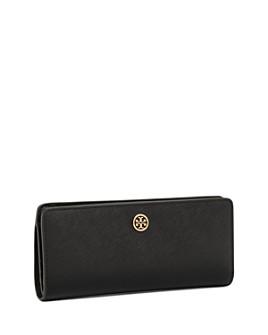 Tory Burch - Robinson Slim Saffiano Leather Wallet