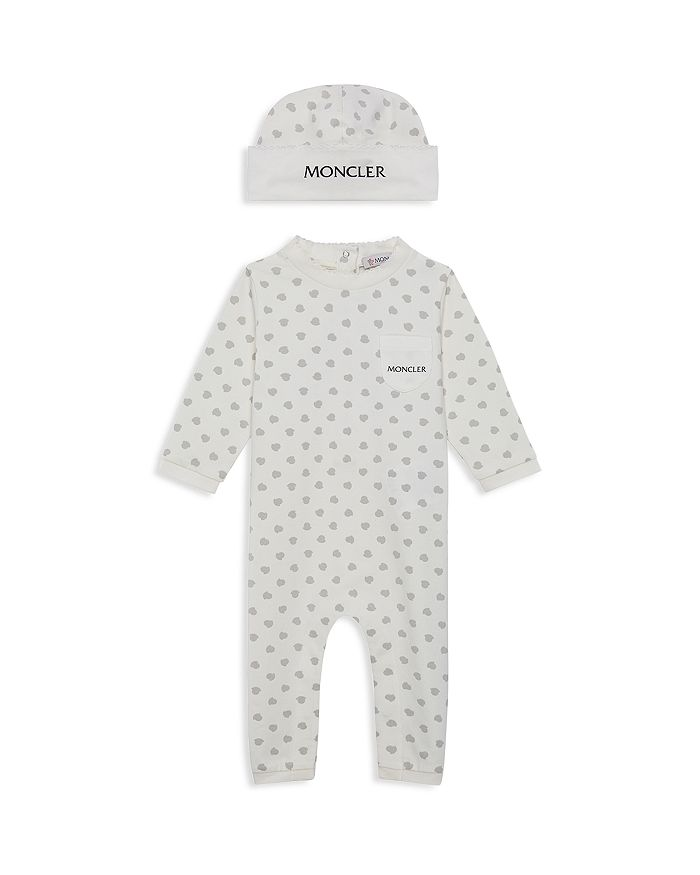 Moncler - Unisex Coverall & Cap Set - Baby