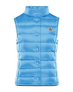 Moncler - Girls' Liane Down Puffer Vest - Big Kid