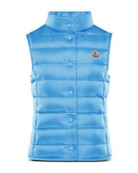 Moncler - Girls' Liane Down Puffer Vest - Little Kid