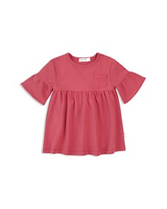 Miles Child - Girls' Knit Empire-Waist Dress - Little Kid