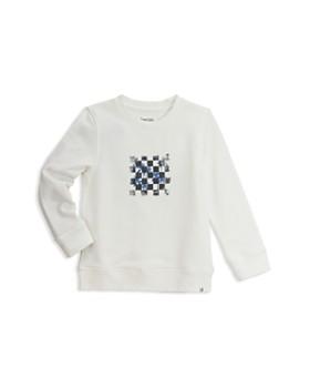 Sovereign Code - Boys' Checker Sweatshirt - Little Kid, Big Kid