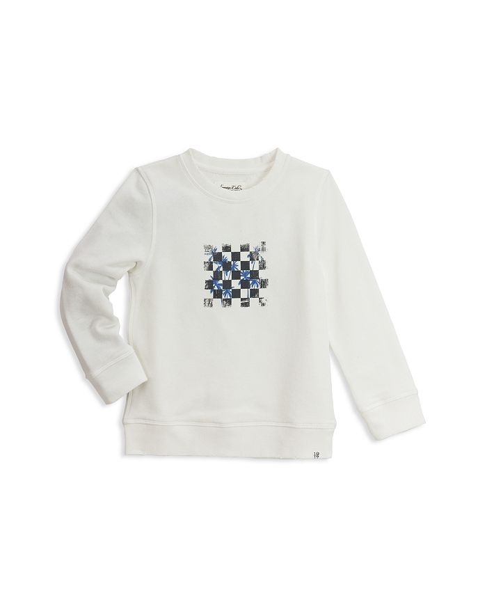 Sovereign Code - Boys' Checker Sweatshirt - Little Kid, Big Kid
