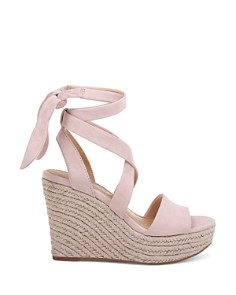 Splendid - Women's Tessie Ankle-Tie Wedge Sandals
