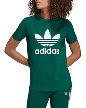 04819e30 adidas Originals - Trefoil Logo Tee ...
