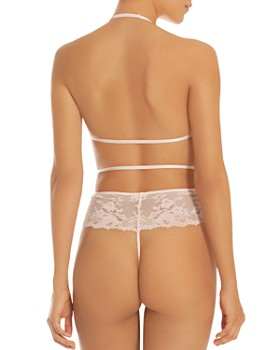 In Bloom by Jonquil - Lace G-String Teddy