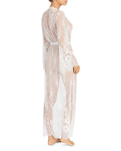 Jonquil - Lace Robe