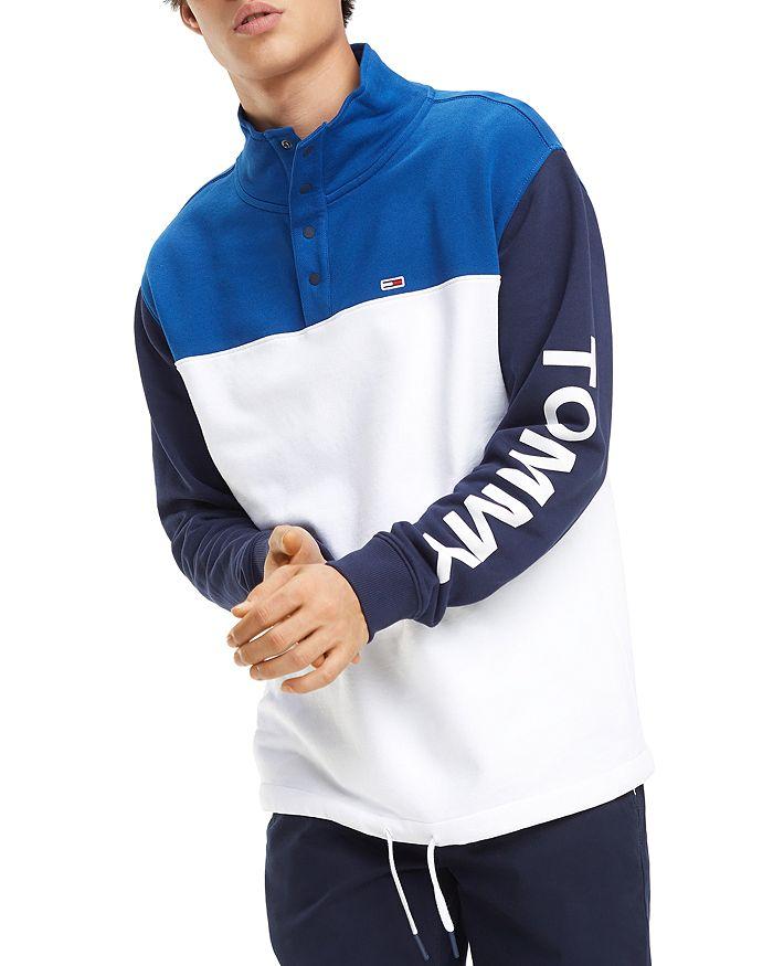 Tommy Jeans - Color-Block Sweatshirt