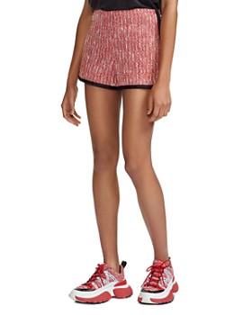 0a59c01c783 Maje - Iveri Tweed Shorts ...