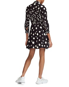 Maje - Rafi Daisy Print Shirt Dress