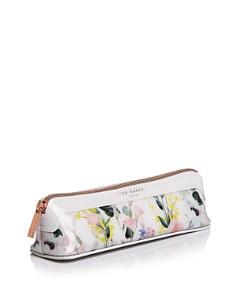 Ted Baker - Elegant Floral Pencil Case