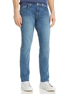 Paige Federal Slim Straight Fit Jeans in Cartwright