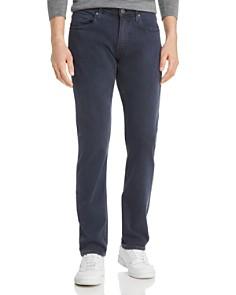 PAIGE - Federal Slim Fit Jeans in Vintage Deep Sea