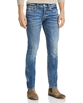 True Religion - Rocco Skinny Fit Jeans in Hindsite