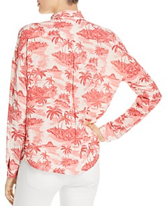 Scotch & Soda - Tropical Print Shirt
