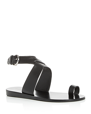 Sigerson Morrison Sandals WOMEN'S KYRA TOE-RING SANDALS