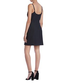 5fc15d25c66f ... Bailey 44 - Femme Fatale Pinstriped Ponte Dress