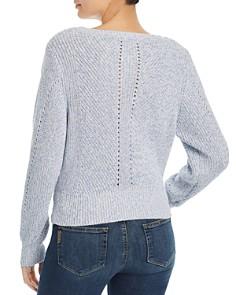 Joie - Verlene Melange Pointelle Sweater