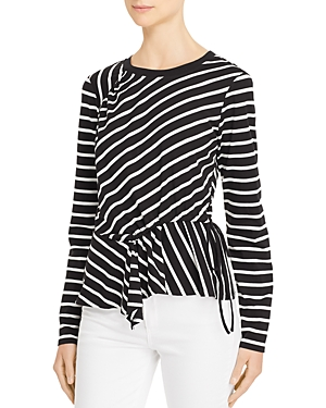 Parker Tops FARRIS STRIPED TOP