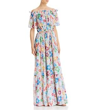 All Things Mochi - Kona Off-the-Shoulder Dress