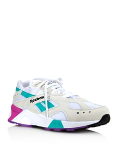 Reebok - Reebok Women's Aztrek Lace-Up Sneakers