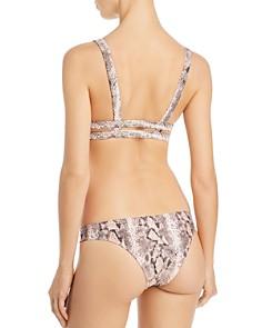 Vitamin A - Neutra Bralette Bikini Top & Neutra Hipster Bikini Bottom