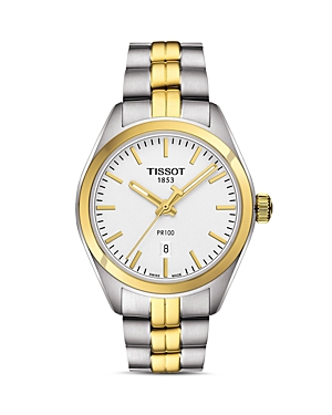 Tissot Pr 100 Watch, 33mm-Jewelry & Accessories