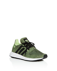 Adidas - Boys' Swift Run Knit Low-Top Sneakers - Big Kid
