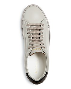 Paul Smith - Men's Basso Leather Low-Top Sneakers