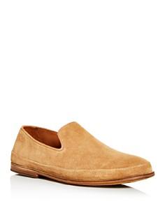 John Varvatos Star USA - Men's Amalfi Suede Loafers