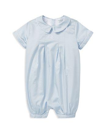 Ralph Lauren - Boys' Embroidered Cotton Shortall - Baby