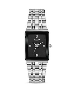Bulova - Futuro Quadra Link Bracelet Watch, 20mm x 32mm