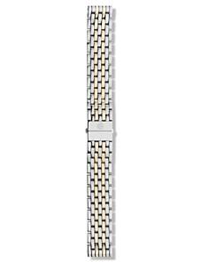 MICHELE - Deco Two-Tone 7-Link Watch Bracelet, 16-18mm