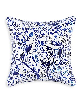 "Sparrow & Wren - Down Pillow in Suki Chinois, 20"" x 20"""