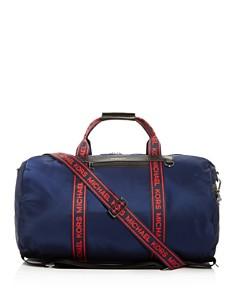 Michael Kors - Kent Logo Convertible Duffel Backpack