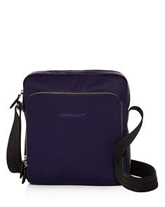 Longchamp - Baxi Toile Messenger Bag