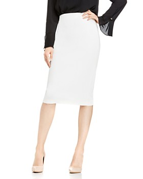 72cb3ca55 VINCE CAMUTO - Ponte Pencil Skirt ...