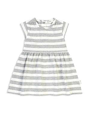 Miles Child Girls Striped FitandFlare Dress  Little Kid